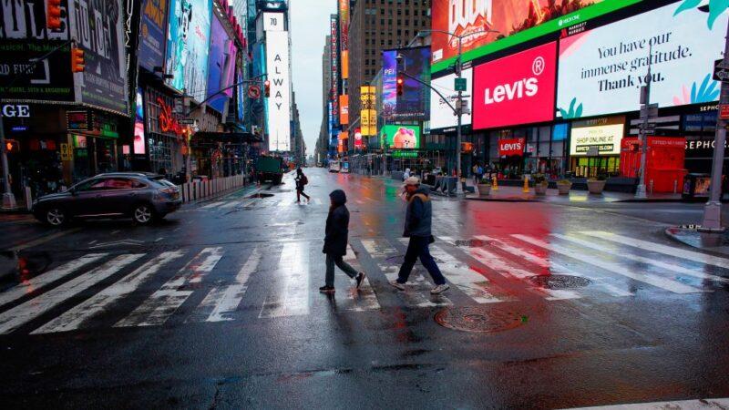 隔離紐約與相鄰州 庫莫稱會引大亂 川普要求發旅遊警示