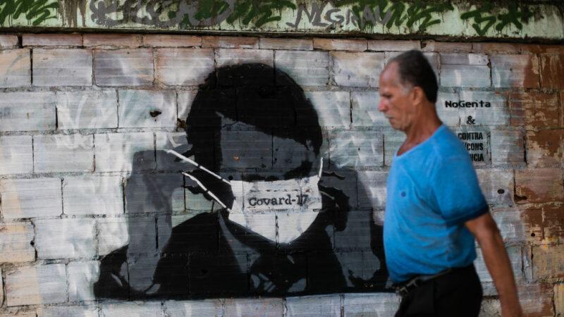 中共肺炎 巴西逼近4000例114人死亡 未来30天关键期