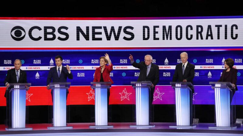 """""""超级星期二""""在即  美国民主党总统参选人竞争激烈"""