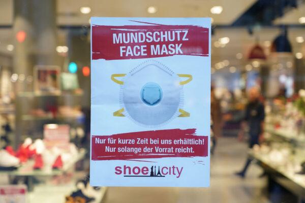 德國不理世衞定性 自行宣布「全球瘟疫大流行」