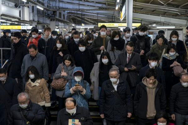 日本新增63病例创单日新高 钻石公主号旅客二度确诊
