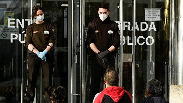 田雲:西班牙武漢肺炎病例激增的背後