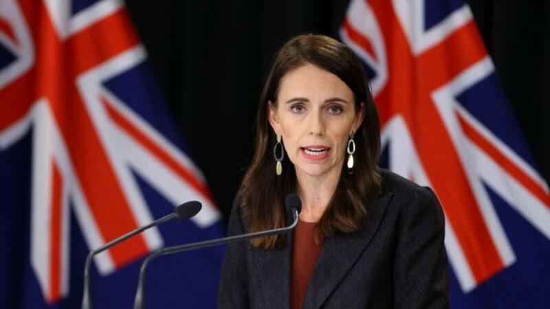"""新西兰总理宣布:防疫模式抄台湾""""作业"""""""
