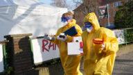 中共病毒攻陷199国和地区 欧洲疫情惨重