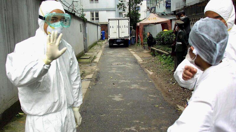 港媒:中國大量患者隔離「自然死」埋山林
