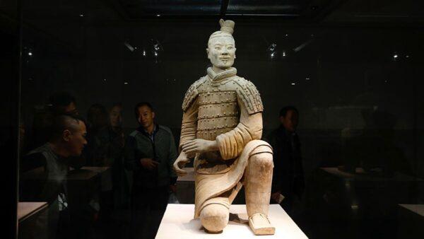 秦始皇兵馬俑中為何不見女兵?