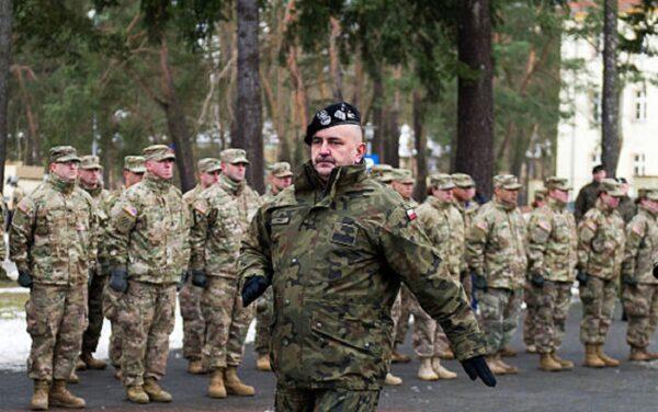 赴德参加军事会议 波兰高级将领染武汉肺炎