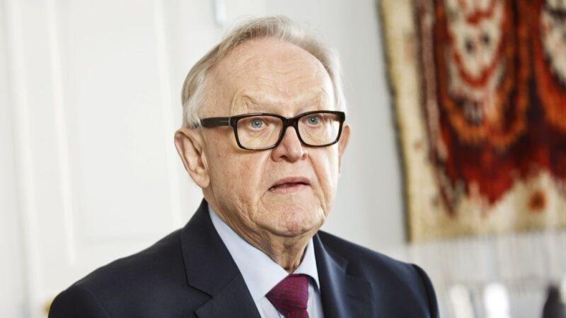 陈思敏:芬兰前总统确诊 中共病毒背后的诺奖秘辛