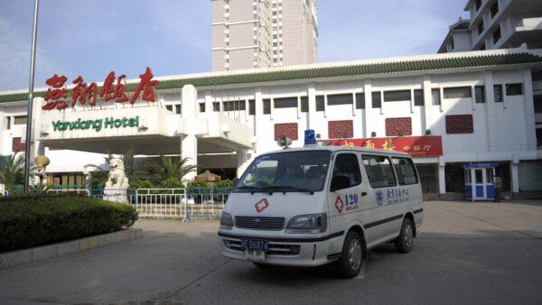 北京人:SARS故事重演 120拉新冠病人满街转避检查