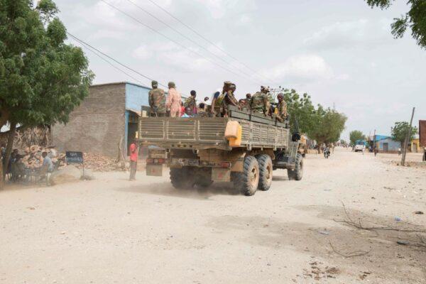 疑行医未经许可  加国志工团15人在埃塞俄比亚遭拘捕