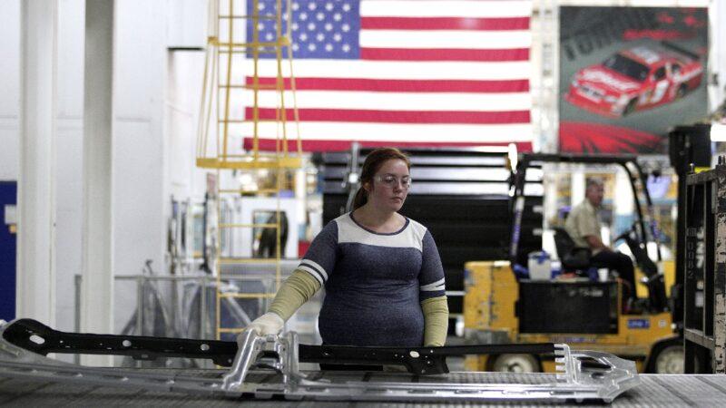未受疫情影響 美就業增長打破2月預期