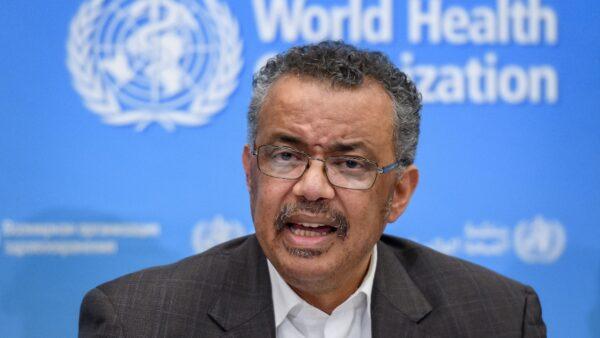 世衞組織正式宣布 武漢肺炎為「全球大流行病」