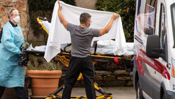 聖安東尼奥宣布緊急事件 華盛頓州近30急救人員隔離