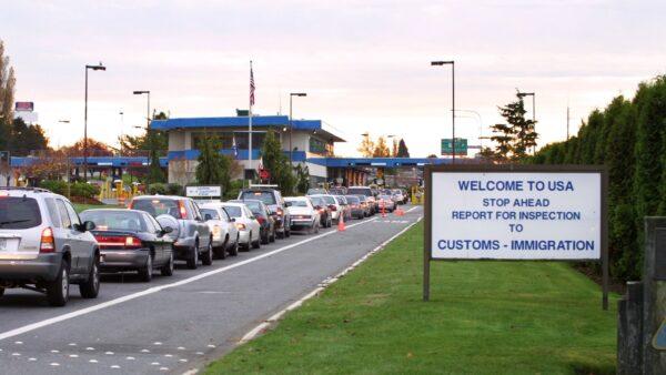 川普宣布關閉北部邊境 暫停美加不必要旅行