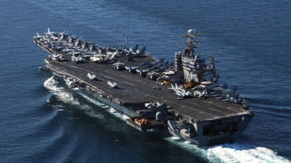 威胁用电磁武器攻击美舰 中共被揭为病毒所困