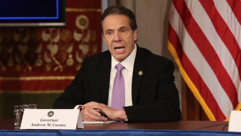 紐約州下令:非必要企業員工須100%在家工作