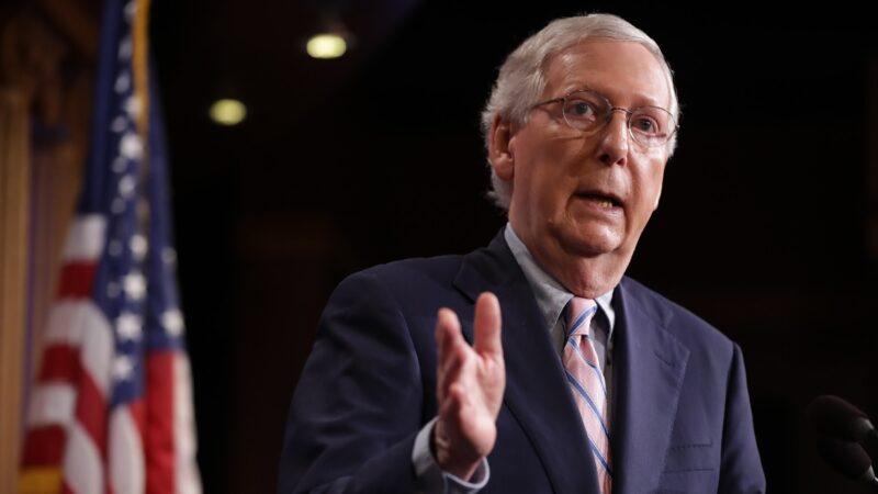 民主党2次阻紧急援助法案通过 美国人暂时无法获得支票