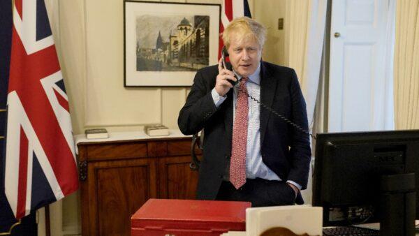 【天亮时分】英国首相对中共出离愤怒 华为5G欧洲泡汤 当前危机将重塑全球秩序