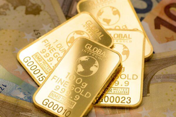 黃金價格2年內漲26% 有望突破2000美元?