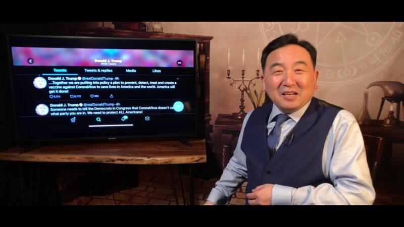 《石涛聚焦》川普收网!退休三星将军麦金纳吉:总统即刻启动《反叛乱法》