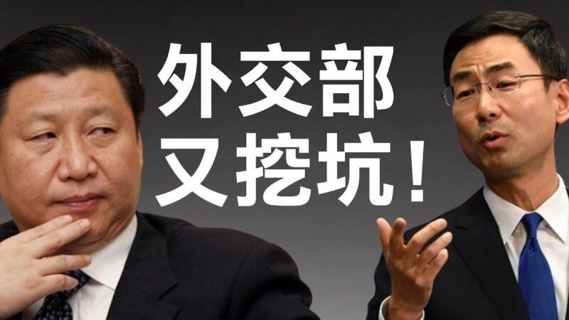 【老北京茶馆】中共外交部耿爽离奇预言给习近平成功挖坑