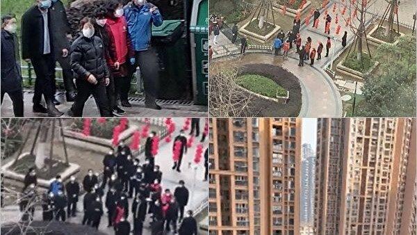 袁斌:武漢市民怒吼:假的,統統都是假的