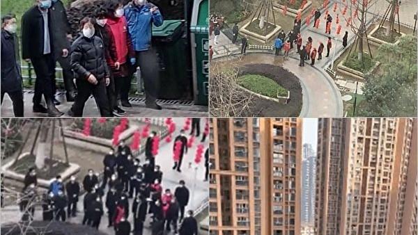 袁斌:武汉市民怒吼:假的,统统都是假的
