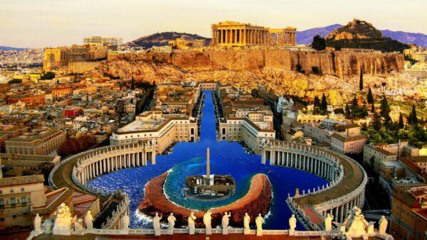 一场大瘟疫毁了强大的雅典 死者无数病状骇人