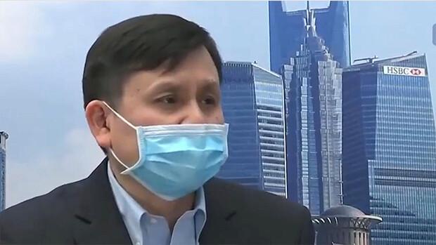 """配合中共""""病毒源于外国""""说法?深圳声称录得首宗""""境外输入确诊病例"""""""