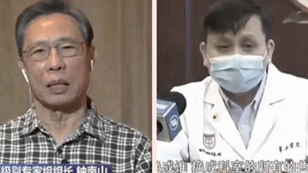 与钟南山不同调 张文宏:最大风险是无症状感染者
