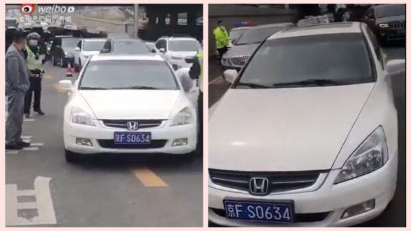 疫情捲土重來?北京司機駕車途中猝死(視頻)