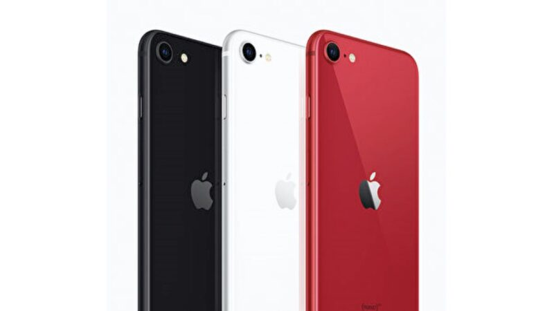 新款iPhone SE千呼万唤始出来