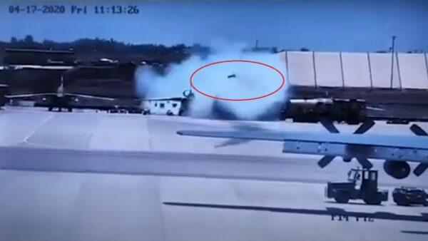 乍得空军误射导弹 撃中运油车酿4死2伤