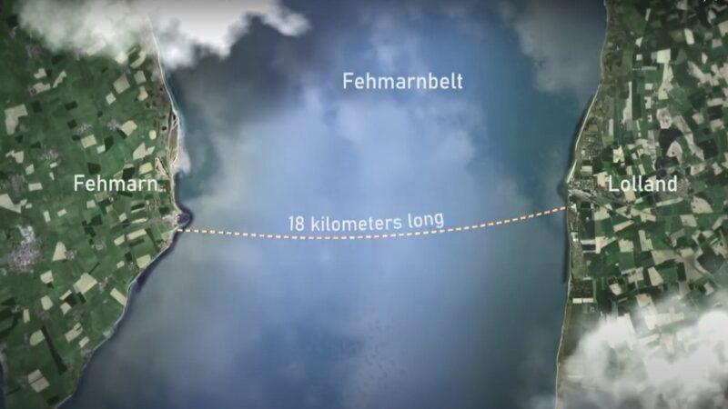 世界最長沉管隧道 丹麥到德國車程僅需10分鐘