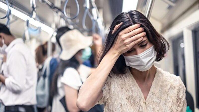 失去味觉和嗅觉或是中共病毒携带者特征