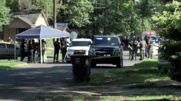 美国路州枪击案 2警遭暗枪1死1伤