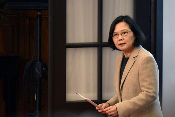 芭芭拉史翠珊盛赞台湾防疫 蔡英文总统回应了