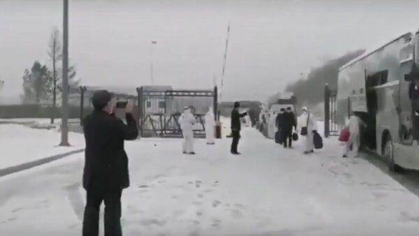 俄大举遣返华人 牡丹江成重灾区 中共封消息
