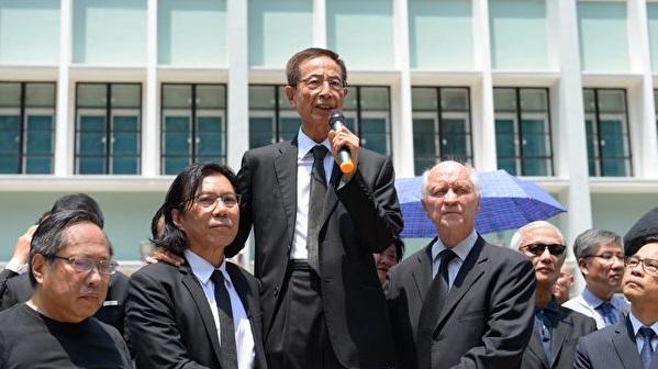 中共在香港问题上的邪恶与虚弱