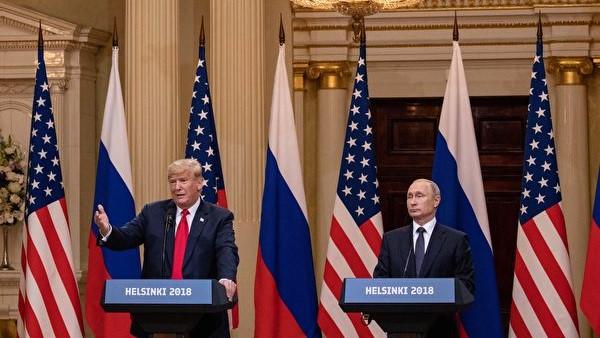 美俄联合声明意义重大 川普联俄制中共