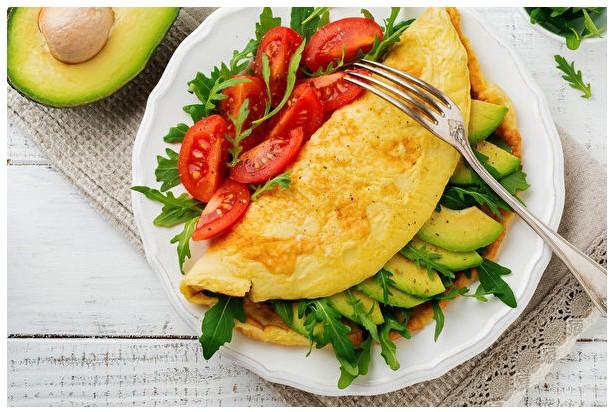 整天在家首重早餐 教你做出高蛋白餐點(組圖)