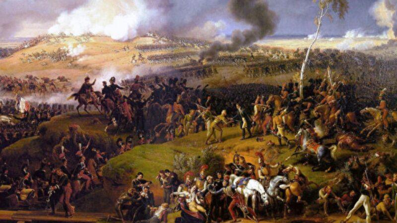 【历史上的瘟疫】打垮拿破仑的重型瘟疫(组图)