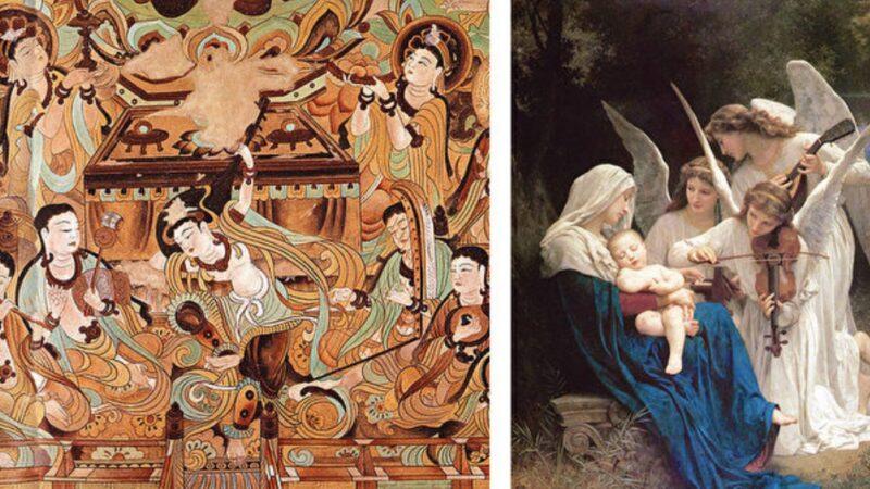 艺术因信仰与道德而荣耀(一)