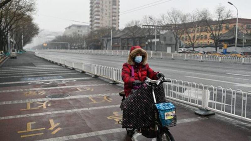 中共肺炎延烧 大陆第一季度GDP同比下降6.8%
