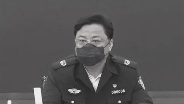 """公安部紧急向习表忠 """"十一""""加班肃孙力军流毒"""