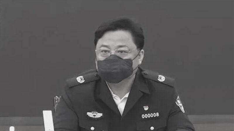 孙力军突然落马 传绝密文件藏海外 妻存款数百亿