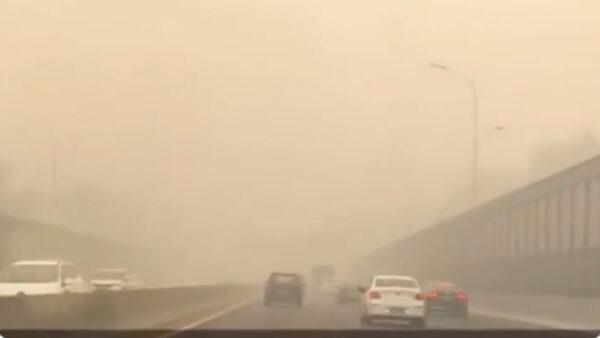 又燒屍?哈爾濱疫情告急 PM2.5濃度超4000(視頻)