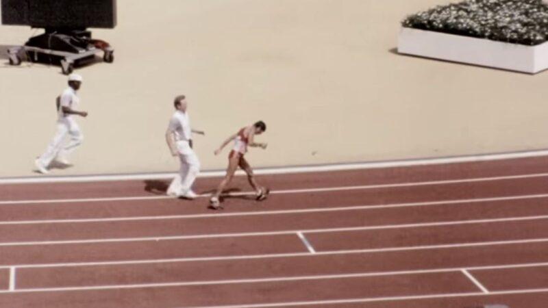 疲勞脫水雙重摺磨 用精神跑完馬拉松——體壇難忘瞬間(二十三)