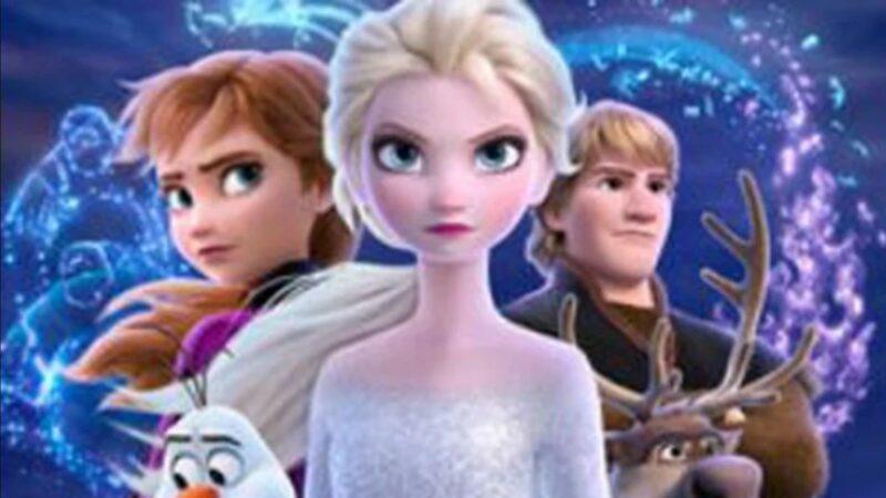 《冰雪奇缘2》艾莎负天命纠正祖父灭外族之罪过 姊妹守护和平
