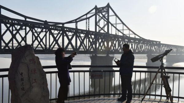"""中朝边境异动火车停驶 疑与金正恩""""命危""""有关"""